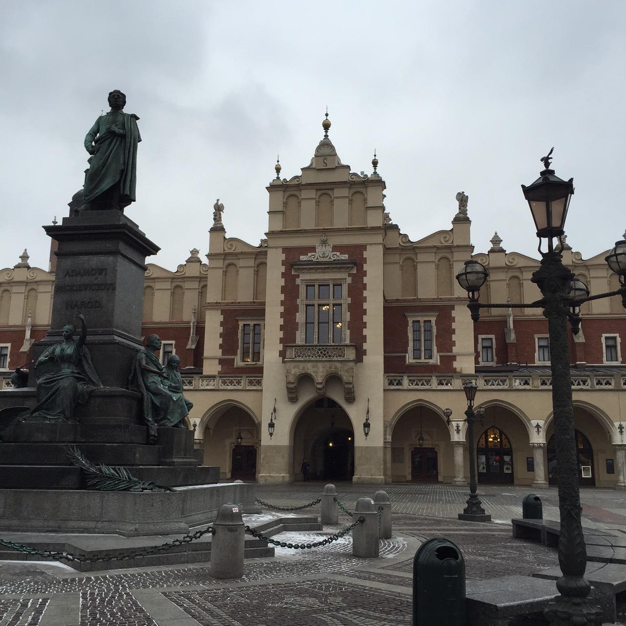 Perinneruokaa matkailee: Krakova osa 1
