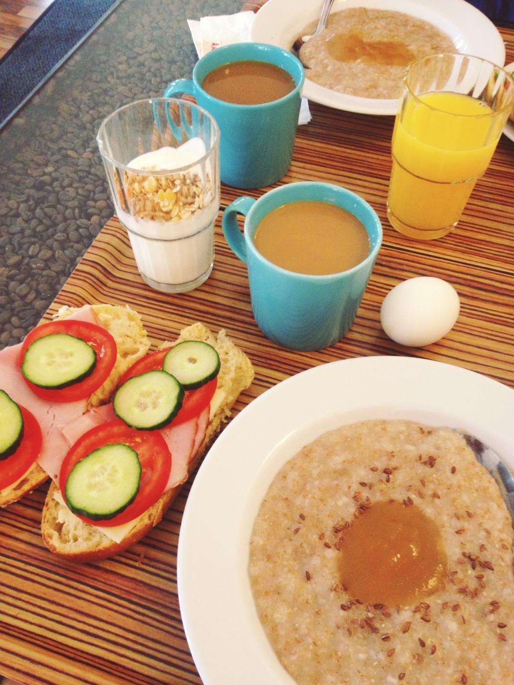 Konstailematta paras aamiainen Tampereella