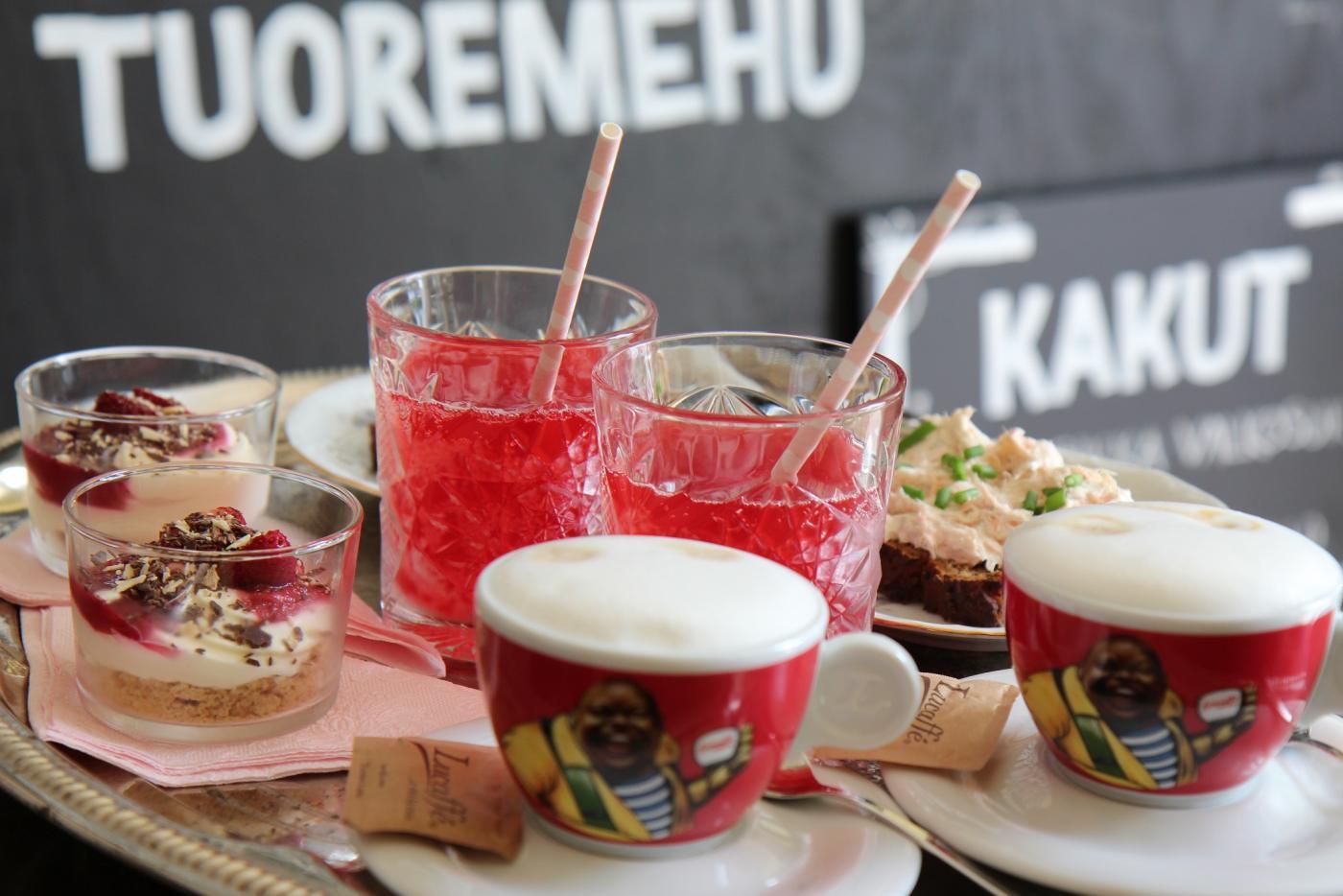 Tyrniä ja tyrskyjä pop up -cafe auki jälleen heinäkuussa