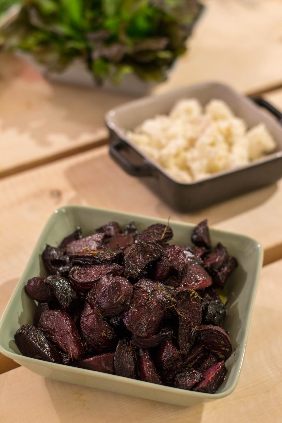 Balsamico-punajuuret