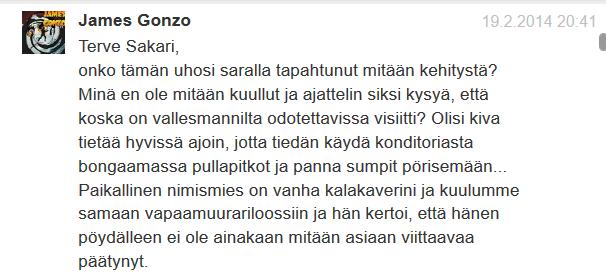 p 4 panic gonzo