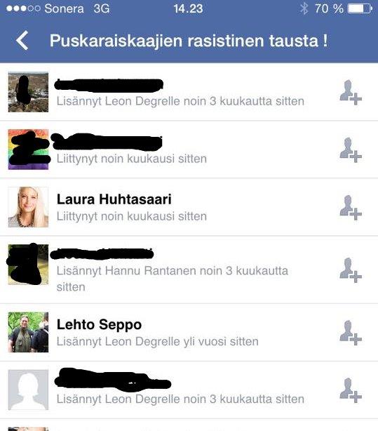 Laura H liittyi