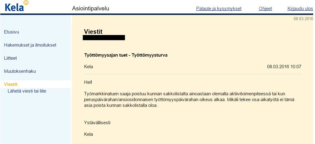 Kela Osa-Aikatyö