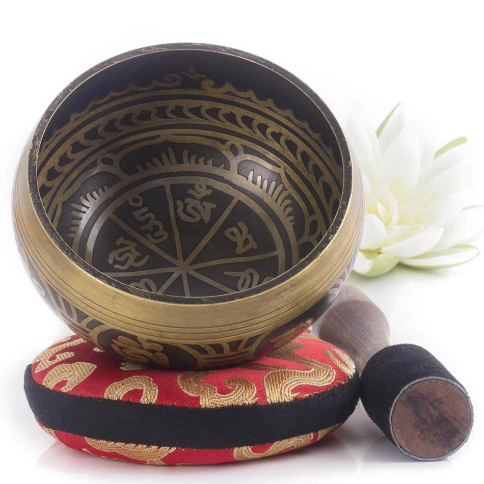 Tibetan Singing Bowl Set - A-Lifestyle