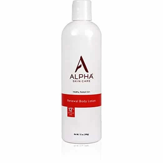 Alpha Skincare Renewal Body Lotion - A-Lifestyle