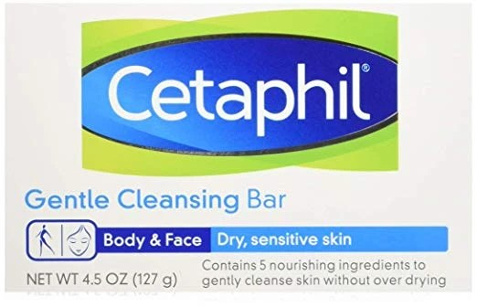 Cetaphil Gentle Cleansing Bar - A-Lifestyle