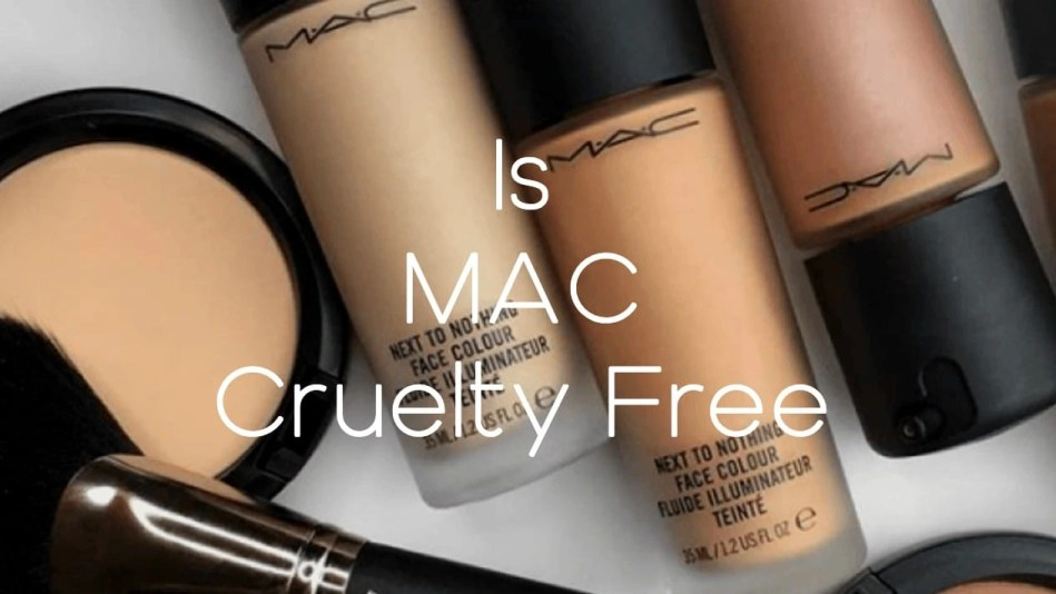 Is MAC Cruelty Free - A-Lifestyle