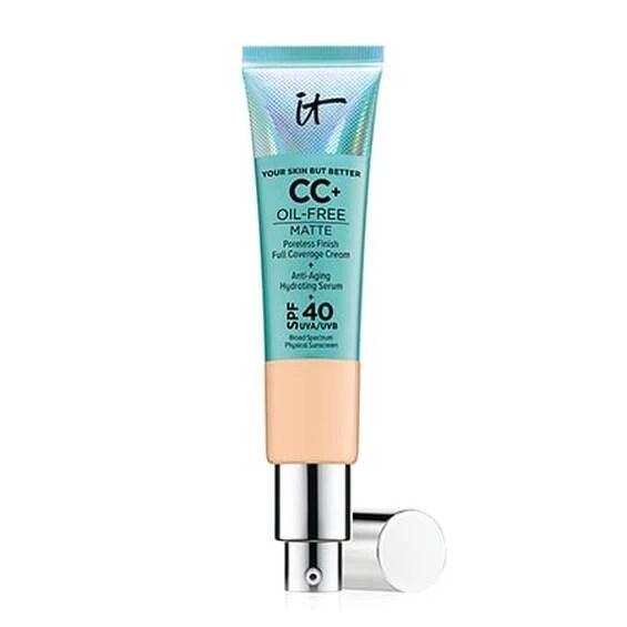 IT Cosmetics Matte CC+ Cream - A-Lifestyle