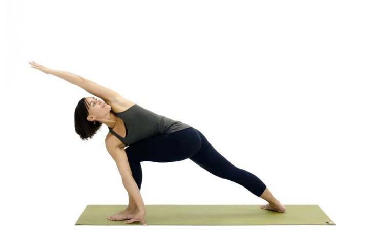 Side Angle Pose - A-Lifestyle