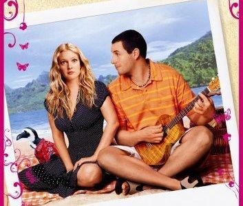 【こんな風に愛されたい~!! アダム・サンドラーとドリュー・バリモア 共演の映画】『50回目のファースト・キス』<ネタバレなし>の 概要 ・キャスト・感想