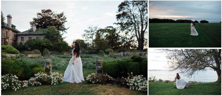 Bessie – Harkness Memorial Gardens, CT