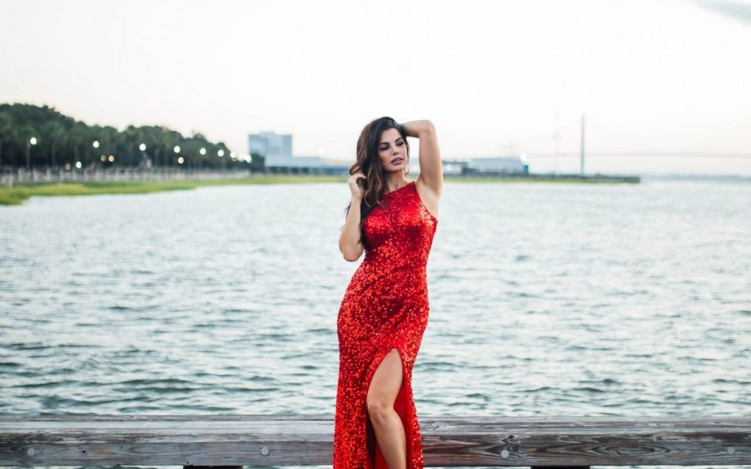 Victoria – Lady In Red | La Femme