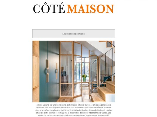publication-coté-maison adeline pithois guillou