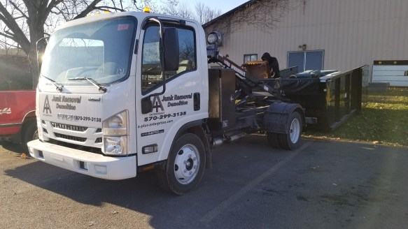 Wilkes-Barre Junk Removal Pricing
