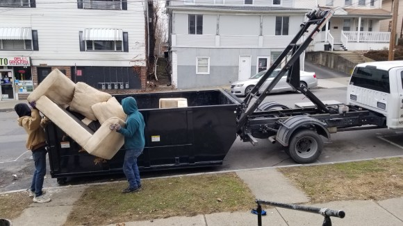 Wilkes-Barre, PA Junk Hauling and Removal Companies