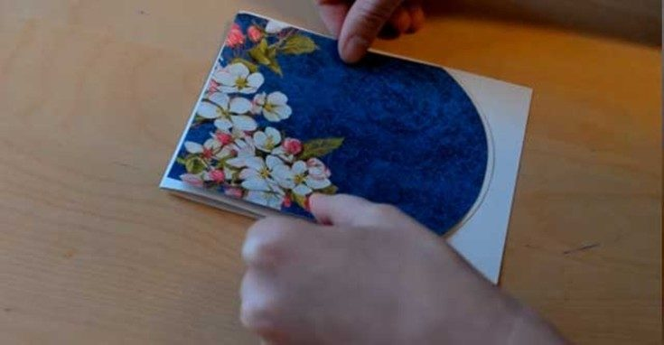 (+64 รูปภาพ) โปสการ์ดด้วยมือวันเกิดของคุณยาย
