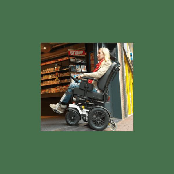 Fauteuil Roulant Lectrique Compact Et Confortable