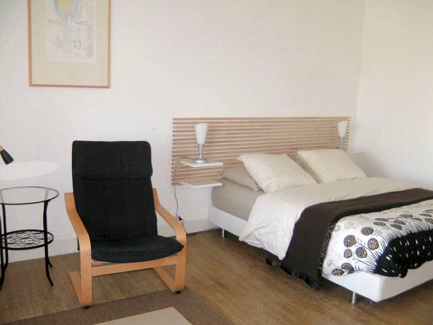 Kamer bij Bed en Breakfast A-Rigaud, Frankrijk