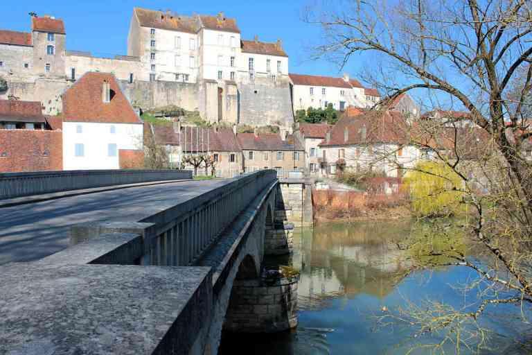 Wandelen in Frankrijk - Pesmes