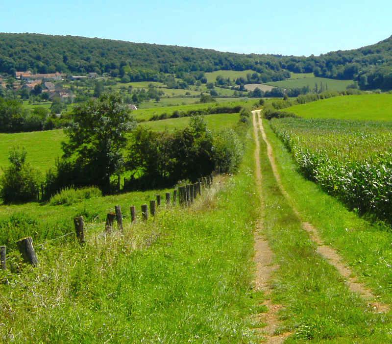 Wandelen-in-Frankrijk bij A-Rigaud-1