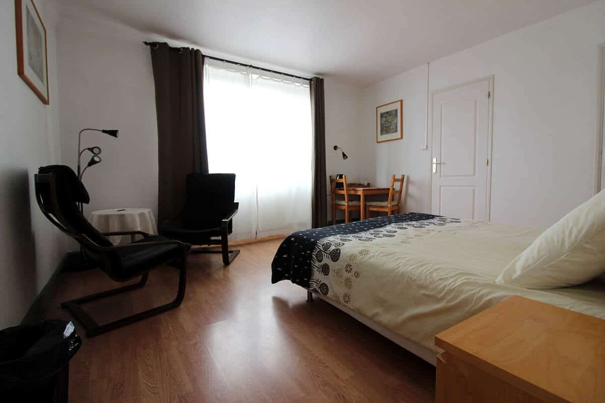 Kamer 1 bij B&B A-Rigaud, Frankrijk