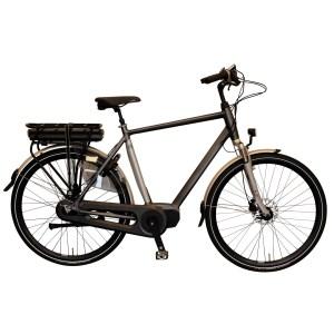 Bikkel Bikes iBee Forca Nexus 8V matt steelgrey H57 522Wh