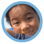 3歳OK!沖縄シュノーケル体験者