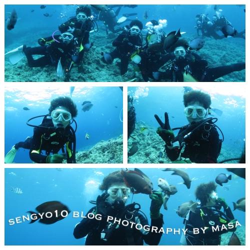沖縄学割キャンペーン|青の洞窟体験ダイビング