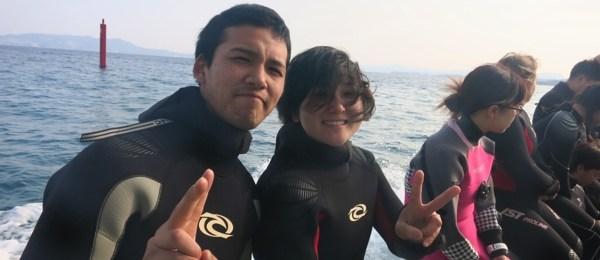沖縄ダイビング|恩納村