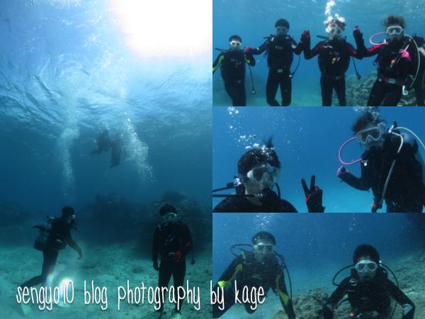 沖縄体験ダイビング|北部