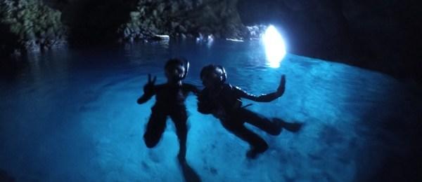 早朝★青の洞窟シュノーケル|その5