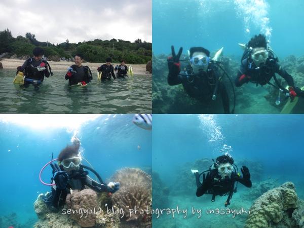 沖縄ダイビング|ゴリラチョップ2