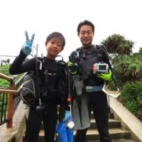 10歳からOK!!ファミリー体験ダイビングを2本連続で潜ってきました