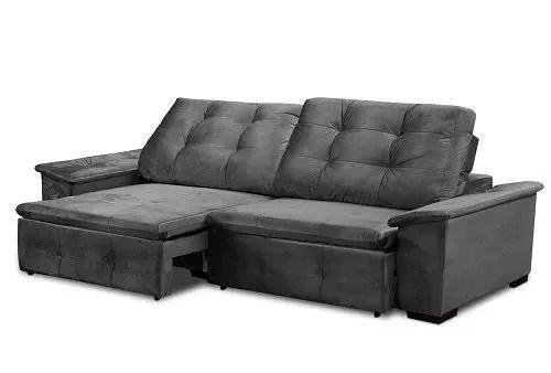 Sofa Retratil E Reclinavel 2 60 Metros | www.resnooze.com
