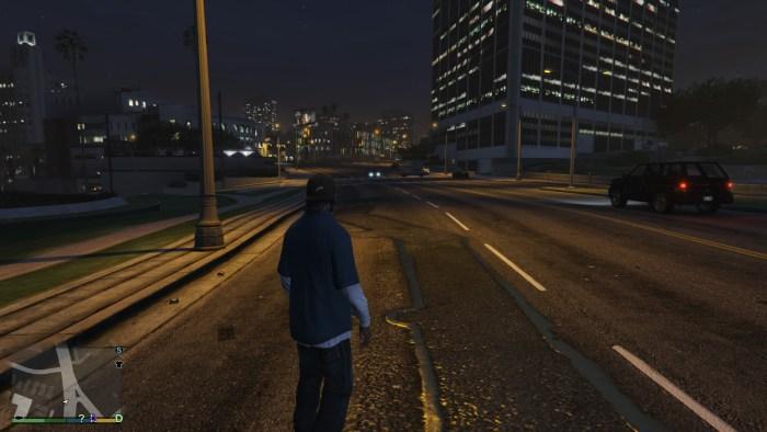 道路がリアル