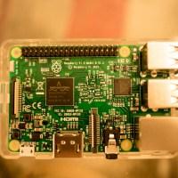 Raspberry Pi で LED時計を作ってみた その4 〜 ついに時計の表示まで