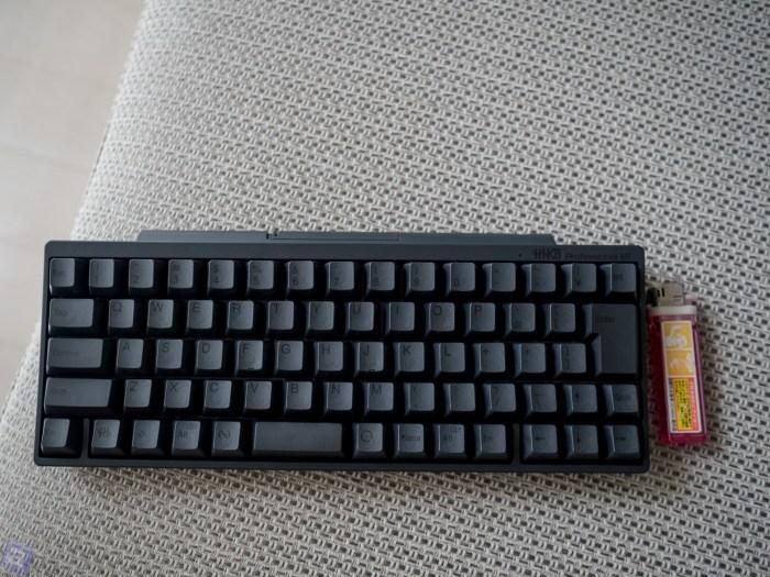 ちゃんとしたコンパクトなキーボード