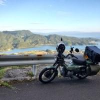 バイクに乗り始めました