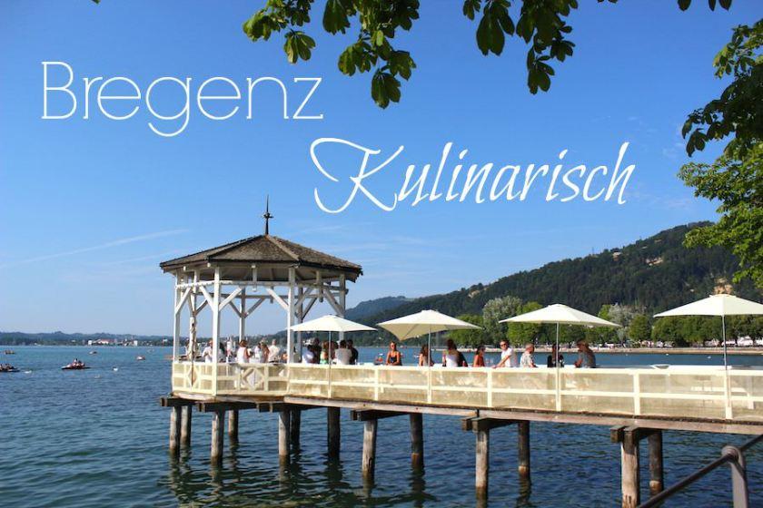 Bregenz kulinarisch - Titel