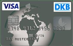 DKB Cash - Die beste Kreditkarte auf Reisen