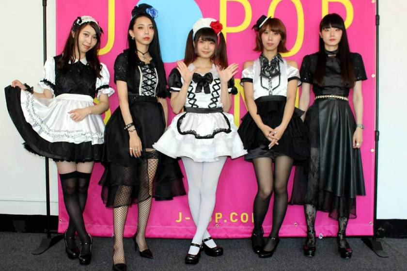 Just Bring It: An Interview with BAND-MAID - A-to-J Connections