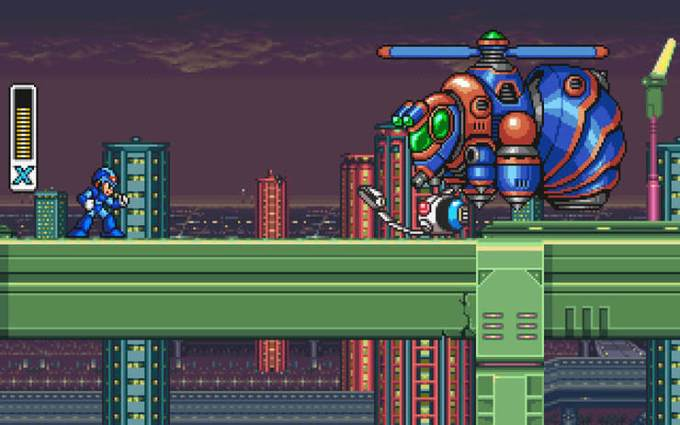 Retro Review: Mega Man X - A-to-J Connections
