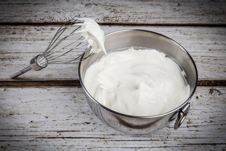 Easy Vegan Whipped Cream