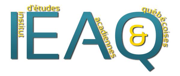 Proposition de logo pour l'IEAQ