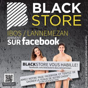 Concours facebook blackstore ibos lannemezan