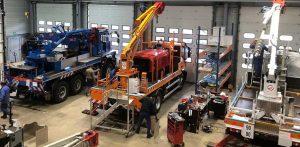 extension, nouvel atelier Hep industrie