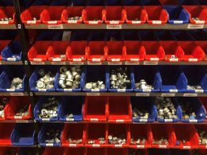 pièces de rechange, stock hep industrie