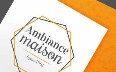 Ambiance Maison Lannemezan : charte graphique & réseaux sociaux