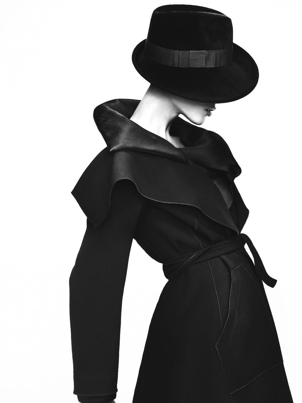 Giorgio Armani | 2012/13 Autumn/Winter advertising campaign | Model: Aymeline Valade