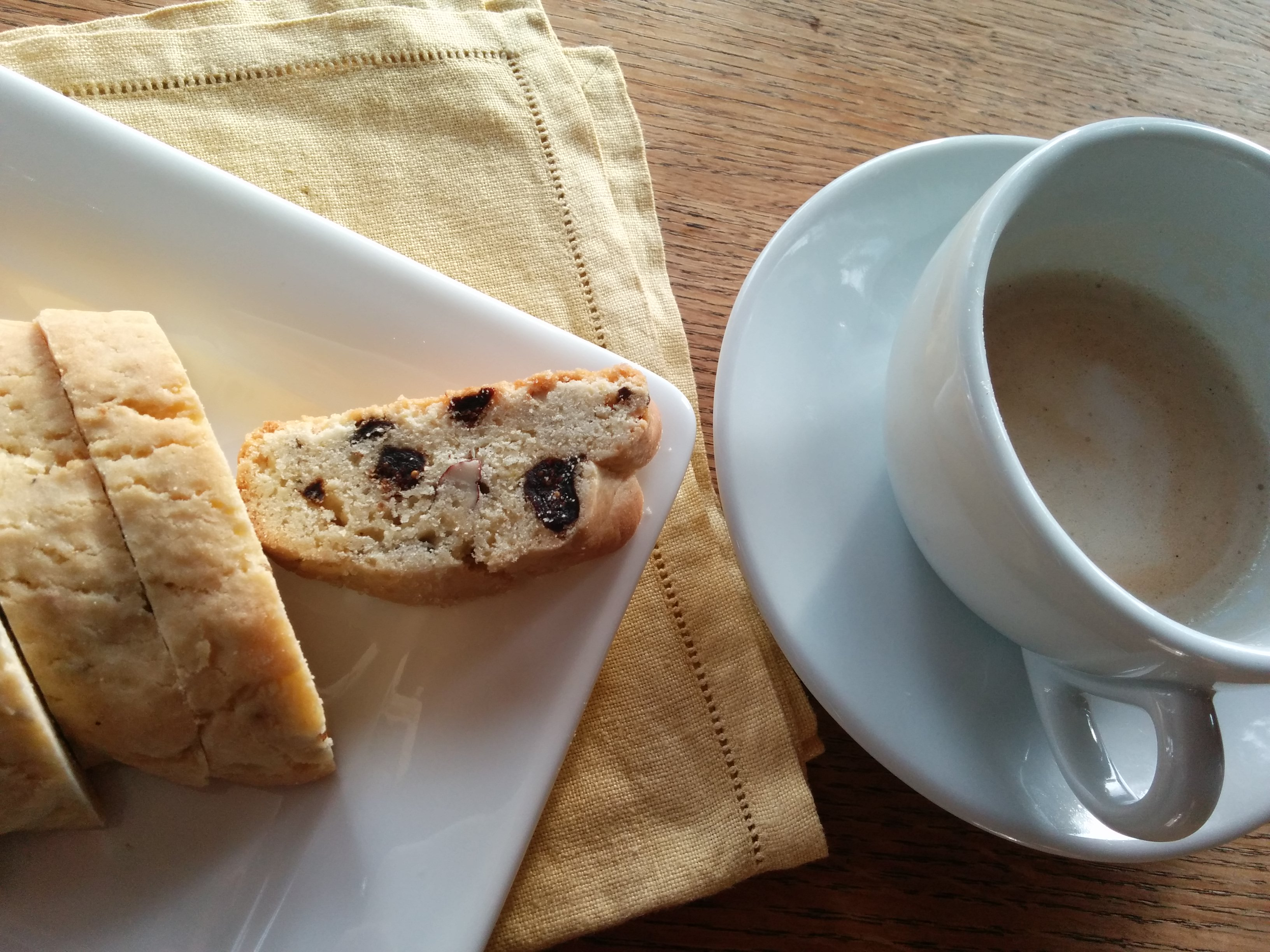 You Can Make It Yourself: Biscotti